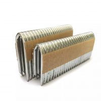 Paper nail tape-barbed fencing staples-2